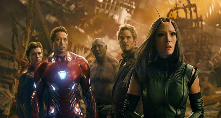 Red Skull jak żywy trup, Iron Man vs Doktor Strange i Thanos na nowych grafikach