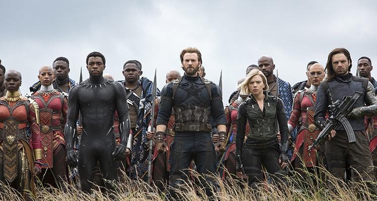 Avengers: Wojna bez granic - kolejne nowe ujęcia w telewizyjnym spocie