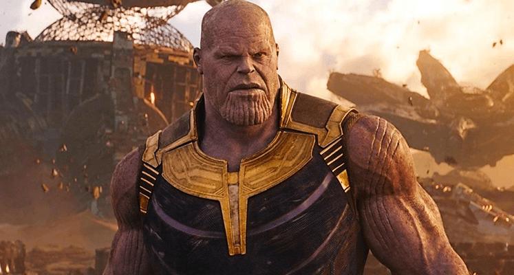 Avengers kontra Thanos - grafiki koncepcyjne z filmu Wojna bez granic