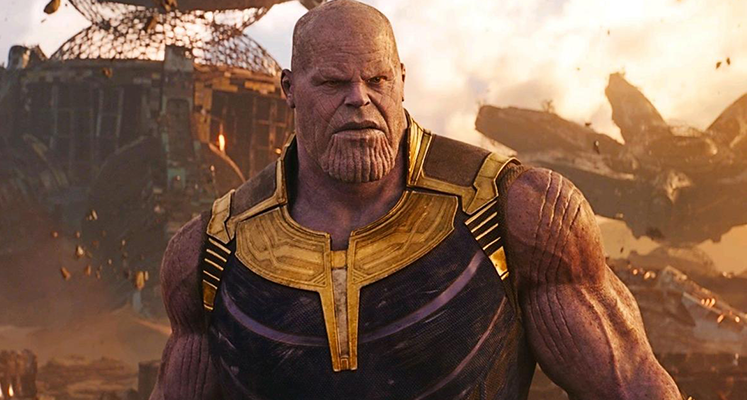Spider-Man walczy z Thanosem w nowym spocie Infinity War