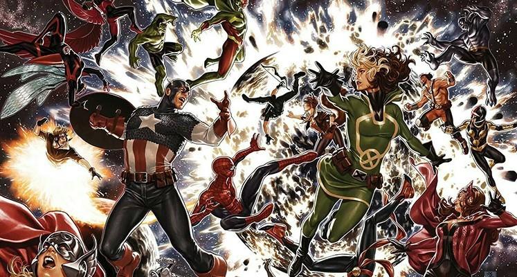 """""""Avengers. Nie poddamy się"""" – recenzja komiksu. Trzecia liga Mścicieli ratuje świat"""