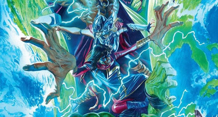 MARVEL NA ŚWIEŻO #4: Zderzenie światów w Avengers oraz wojna u bram piekła
