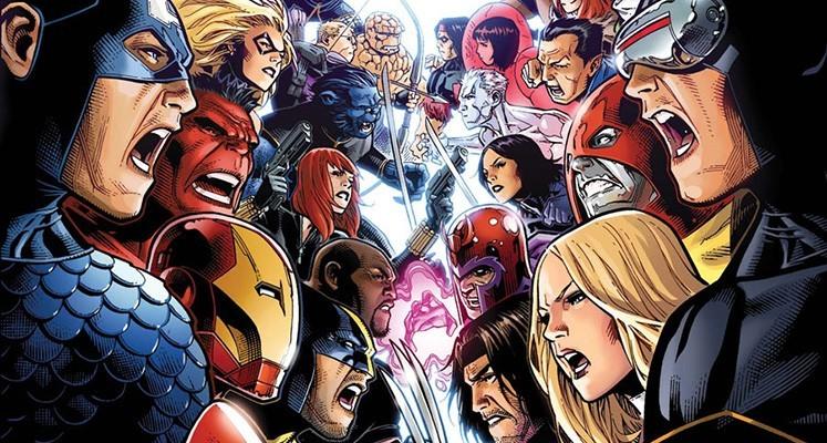 WKKM#105: Avengers Kontra X-Men, część 1 - prezentacja komiksu