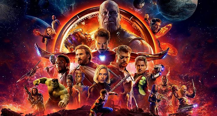 Box Office - Avengers z otwarciem bez granic