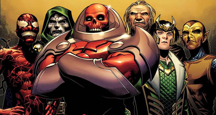 Avengers i X-Men: Axis - recenzja komiksu