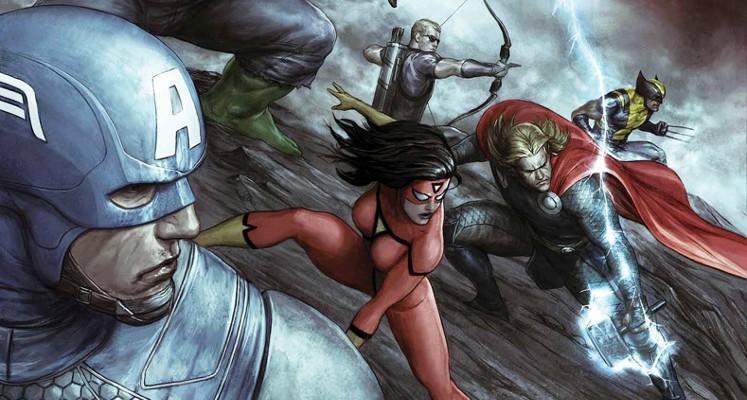 Avengers tom 5: Dostosuj się lub zgiń - recenzja komiksu