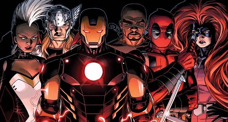 Avengers i X-Men: Axis - prezentacja komiksu