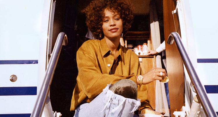 Sony Pictures ujawniło datę premiery filmu biograficznego o Whitney Houston