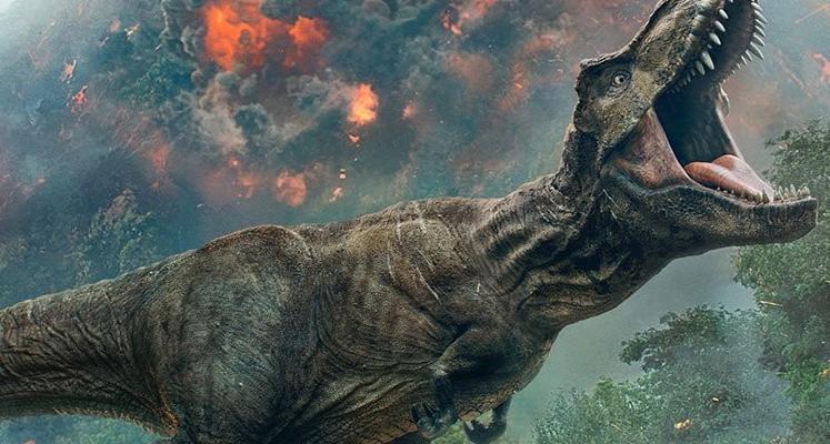 """Zobaczcie nowy plakat """"Jurassic World: Dominion""""!"""