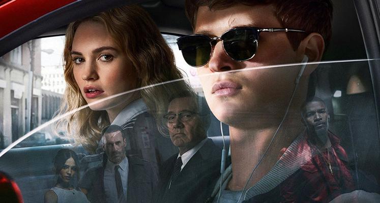 Baby Driver (2017) - recenzja filmu i wydania Blu-ray [2D, elite]
