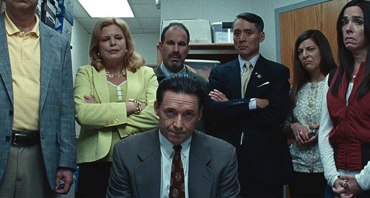 """""""Zła edukacja"""" – recenzja filmu. Hugh Jackman wciąż w formie!"""