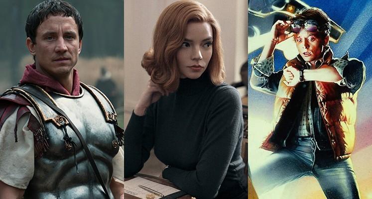"""Filmowe premiery tygodnia 19.10-25.10: """"Powrót do przyszłości"""", """"Rebeka"""" i inne"""