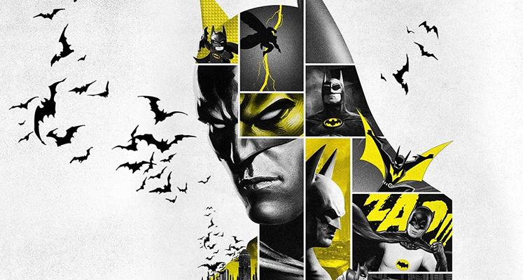 """Kolekcja """"Batman Noir"""" od Egmontu na 80. urodziny Mrocznego Rycerza"""