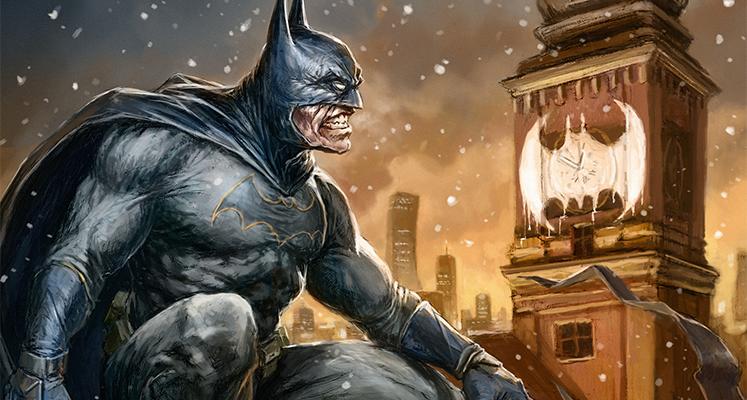 Polscy artyści rysują bohaterów DC Comics! Oto okładki