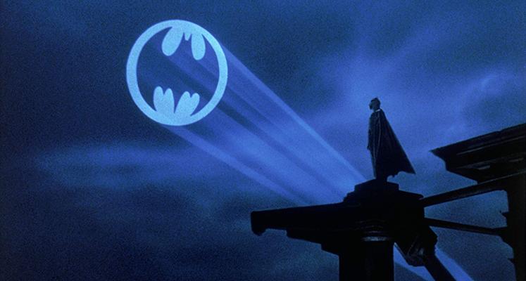 Jeffrey Wright pokazał Bat-sygnał z nowego Batmana?