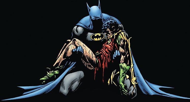 WKKDCC#9: Batman: Śmierć w rodzinie - prezentacja komiksu