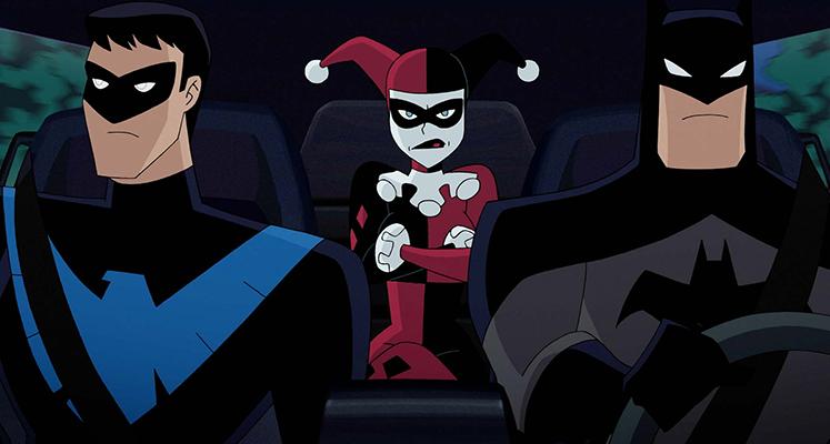 Batman i Harley Quinn - recenzja filmu i wydania DVD [opakowanie plastikowe]