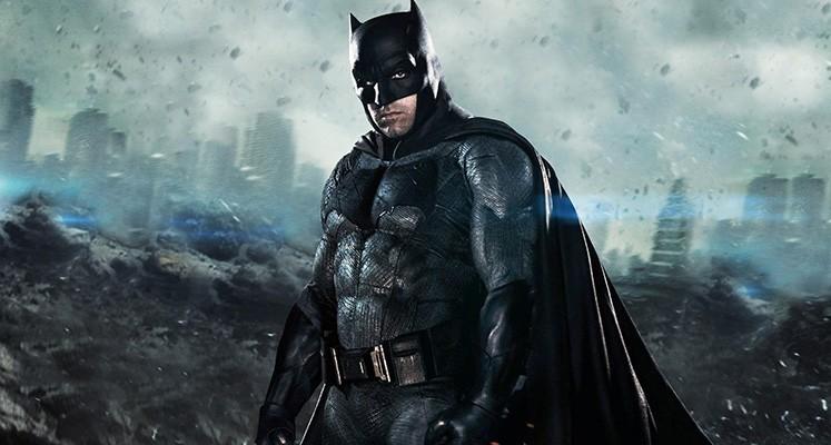 """Jeszcze lepsze spojrzenie na Batmana Bena Afflecka na planie """"The Flash"""""""