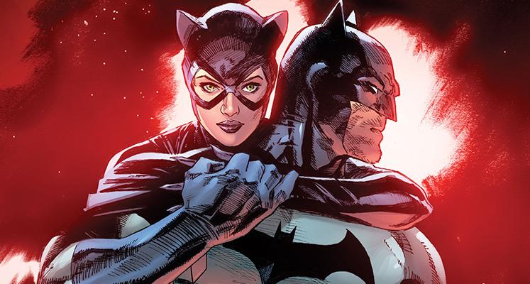 Catwoman ucieka przed Batmanem – nowe zdjęcia z planu