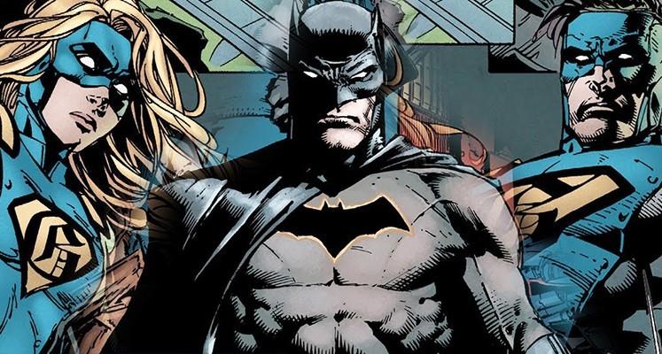 """Wielka Kolekcja Komiksów DC. Bohaterowie i Złoczyńcy #1: """"Batman: Gotham to ja"""" – prezentacja komiksu"""