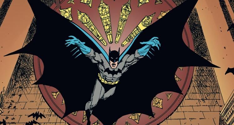 Batman: Gotyk - prezentacja komiksu