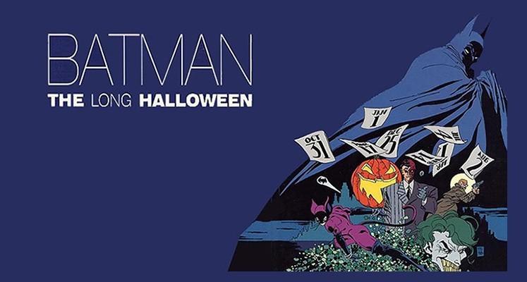 WKKDCC#7: Batman: Długie Halloween, część 1 - prezentacja komiksu