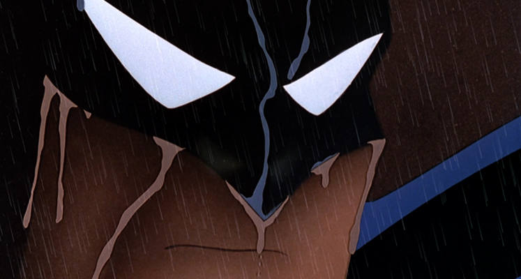 NOSTALGICZNA NIEDZIELA #28: Batman: Mask of the Phantasm