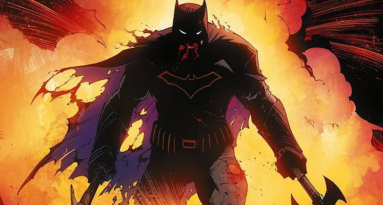 """""""Batman Metal"""" tom 1: """"Mroczne dni"""" - prezentacja komiksu"""