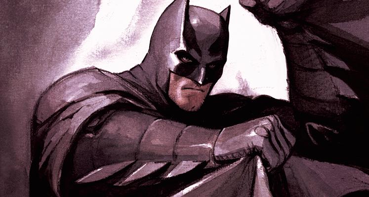"""""""Batman. Mroczny książę z bajki"""" – prezentacja komiksu"""