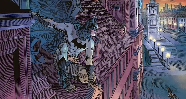 """""""Batman: Świat"""" – prezentacja komiksu z globalną serią DC z okazji Dnia Batmana"""