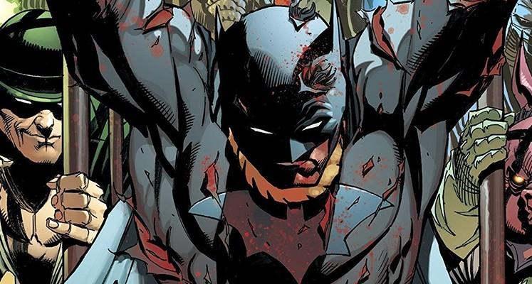 """Batman"" tom 11: ""Upadek"" – recenzja komiksu"