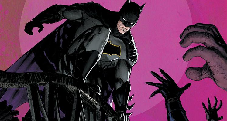 Batman tom 2: Jestem samobójcą - recenzja komiksu