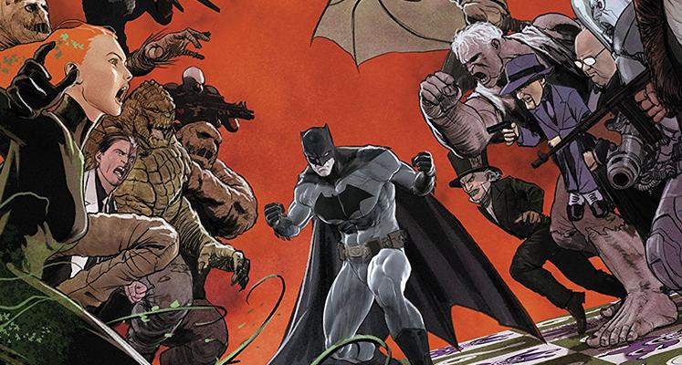 Batman: Wojna Żartów z Zagadkami – recenzja komiksu