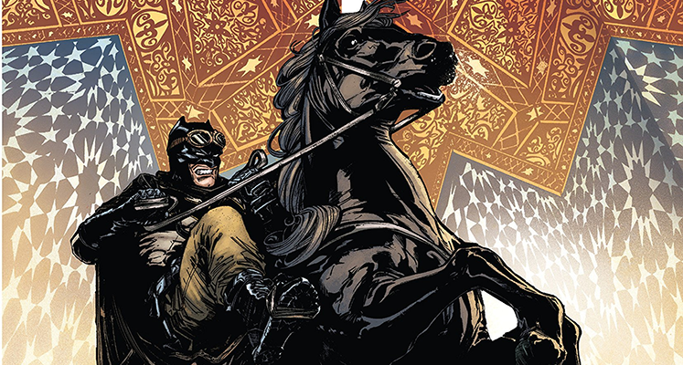 """""""Batman"""" tom 5: """"Zaręczeni"""" – recenzja komiksu"""