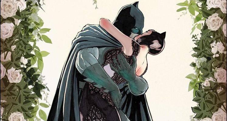 """""""Batman"""" tom 7: """"Ślub"""" – recenzja komiksu"""