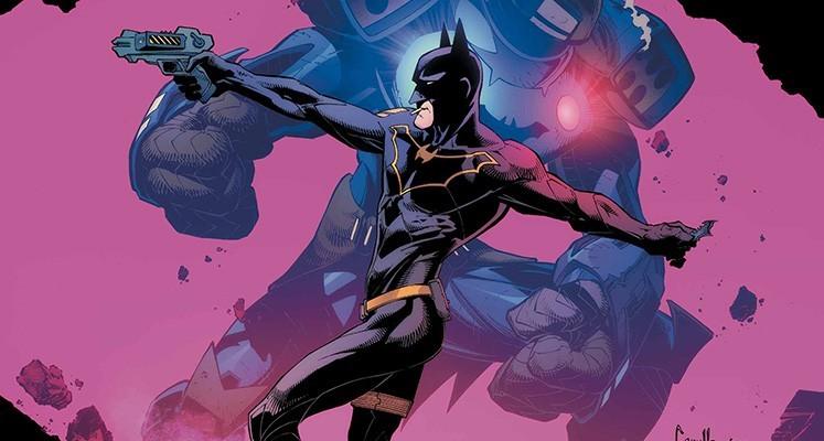 Batman tom 8: Waga superciężka - prezentacja komiksu