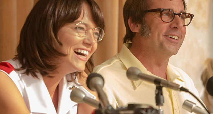 """Battle of the Sexes"" - soundtrack na CD już w sprzedaży!"
