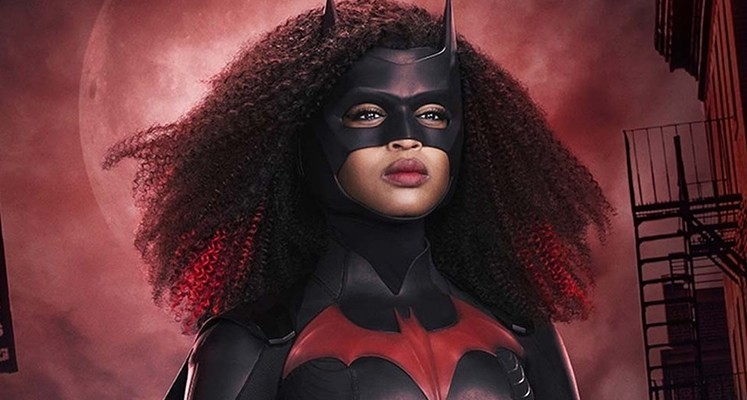 Javicia Leslie jako Batwoman