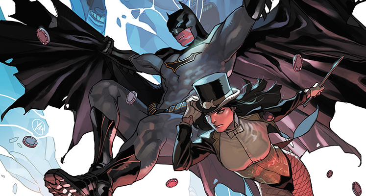 Batman. Detective Comics tom 4: Deus Ex Machina - recenzja komiksu