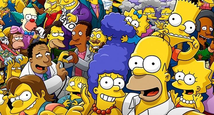 """""""Simpsonowie"""" parodiują """"Avengersów"""" na nowym plakacie"""
