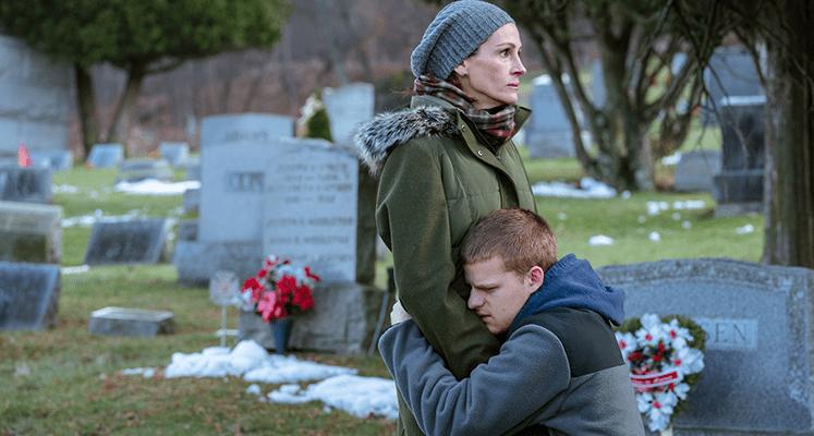 Julia Roberts i Lucas Hedges w nowym zwiastunie dramatu Ben is Back