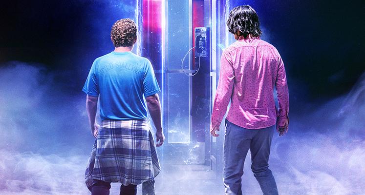 """Keanu Reeves i Alex Winter wracają w zwiastunie filmu """"Bill & Ted Face The Music"""""""
