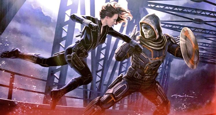 Czarna Wdowa i Taskmaster na nowych grafikach promocyjnych