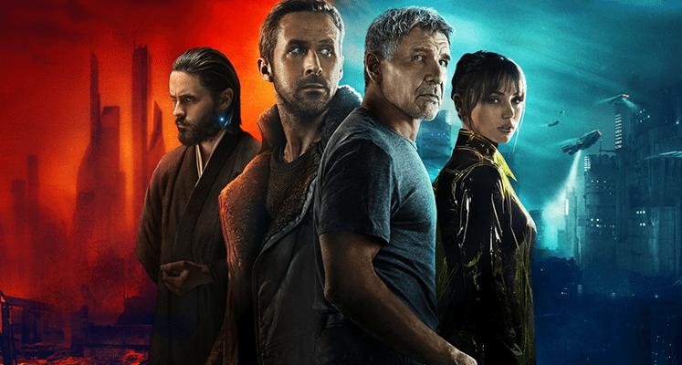 Blade Runner 2049, Pasażerowie i inne filmy od 17 zł w 4K