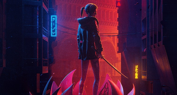 "Zobaczcie pierwszy zwiastun serialu ""Blade Runner: Black Lotus"""