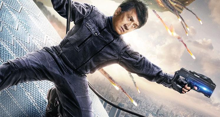 Jackie Chan poluje na cyborga w pierwszym zwiastunie Bleeding Steel