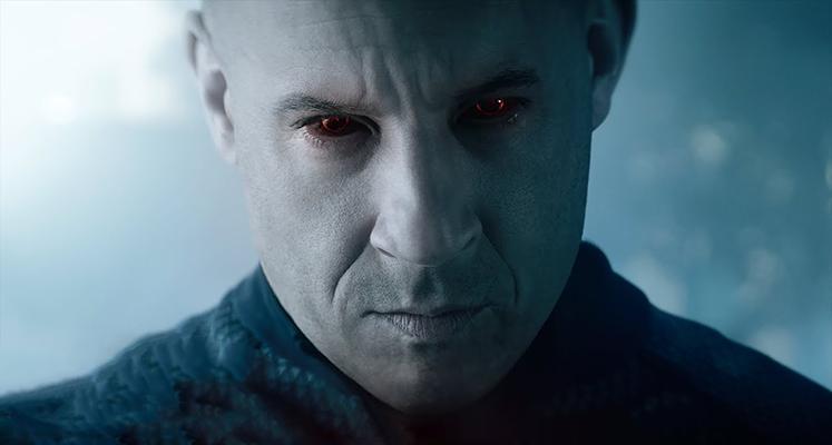 Vin Diesel jako Bloodshot w nowym zwiastunie filmu