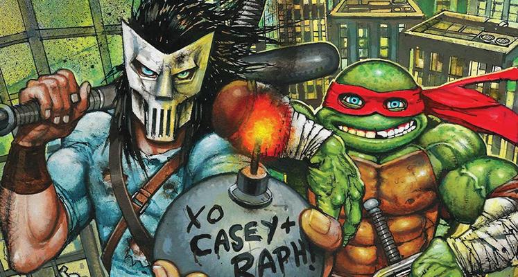 Przygody Wojowniczych Żółwi Ninja od Non Stop Comics w przyszłym roku