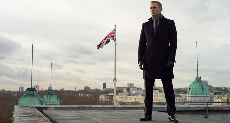 Bond wraca do Londynu – nowe zdjęcia i nagrania z planu