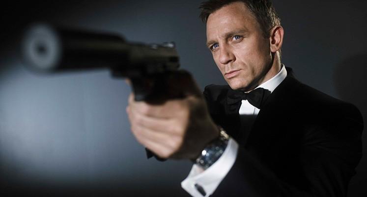 007 James Bond Kolekcja na 50-lecie za 499 zł
